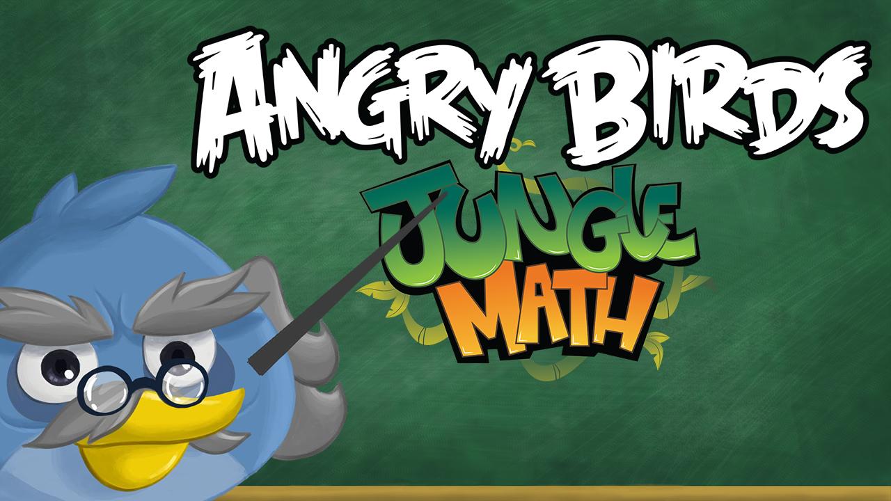 Angry Birds: Jungle Math
