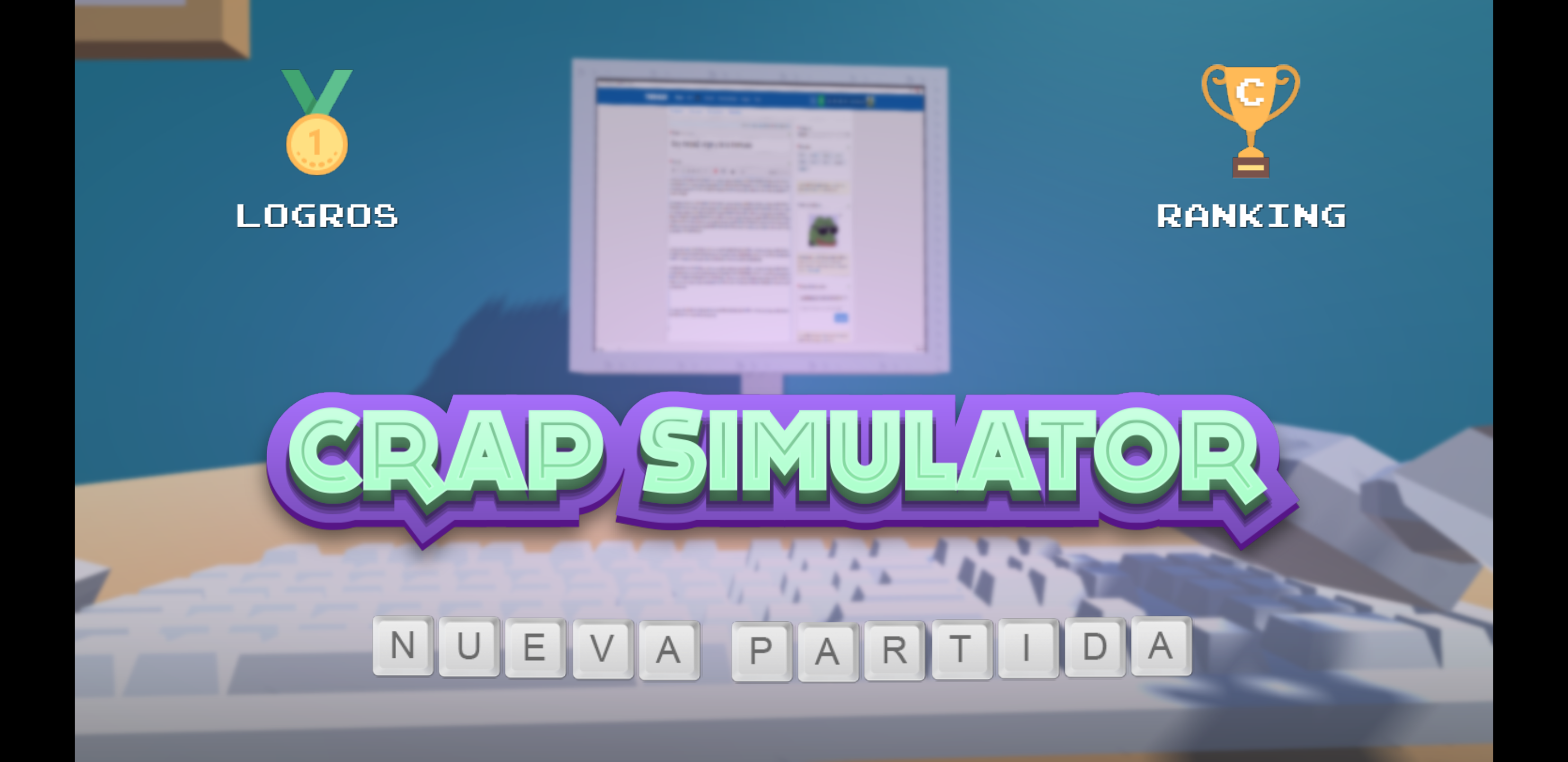 Crap Simulator