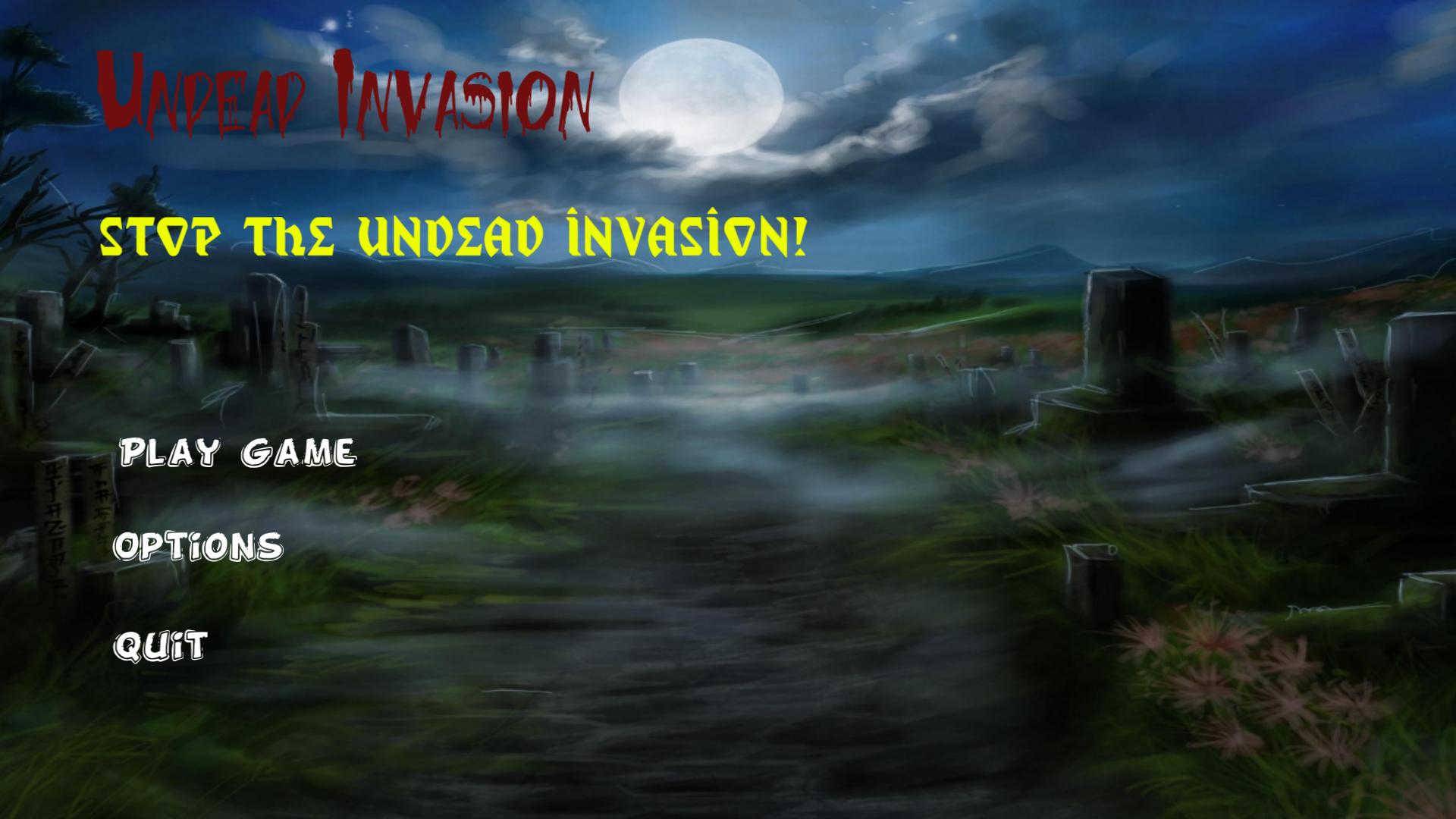 Undead Invasion