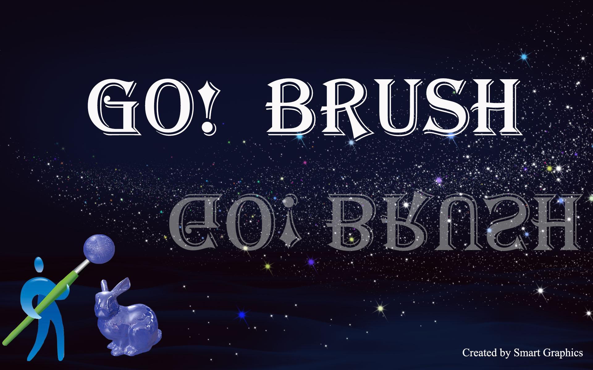 Go! Brush