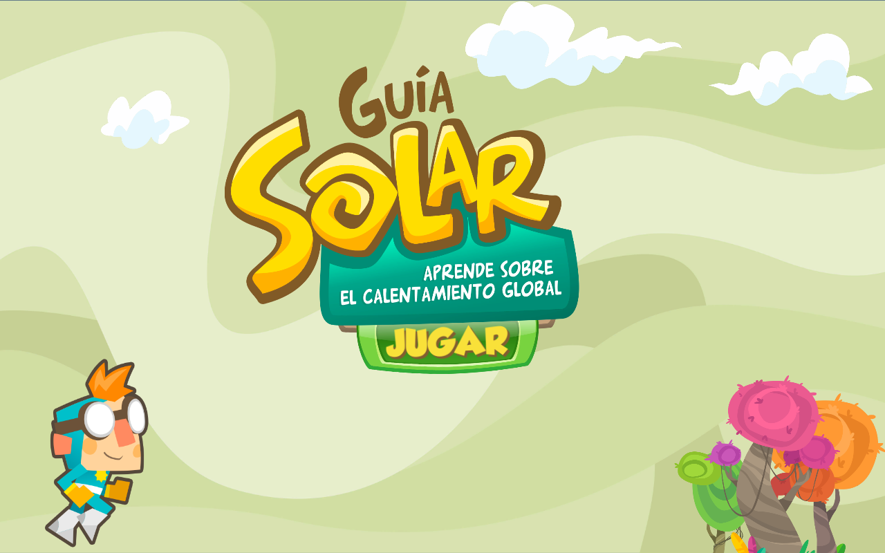 Guia Solar (2D Educational Game)