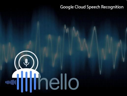 Google Cloud Speech Recognition [VR\AR\Mobile\Desktop]