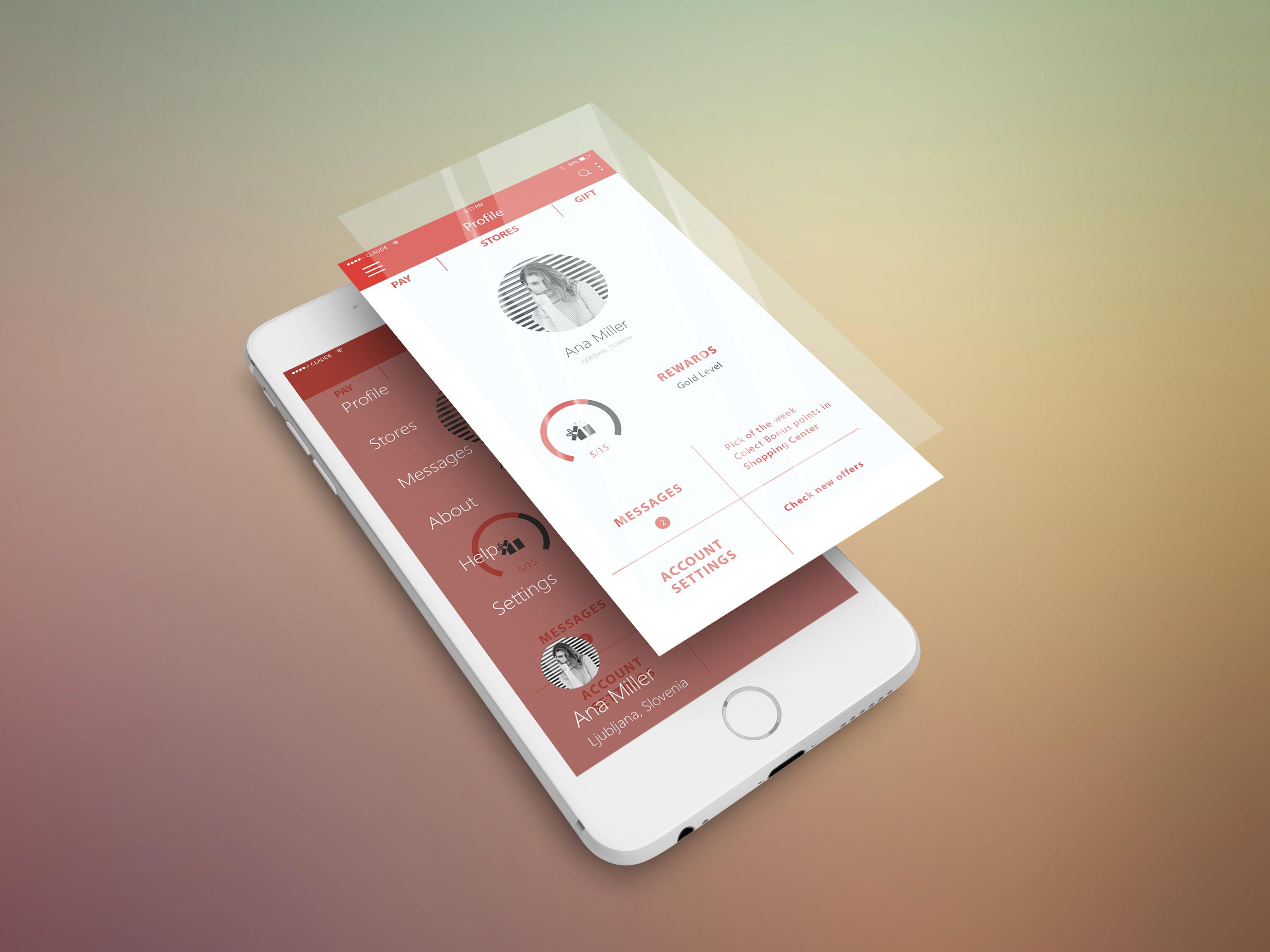 UI:HUB App