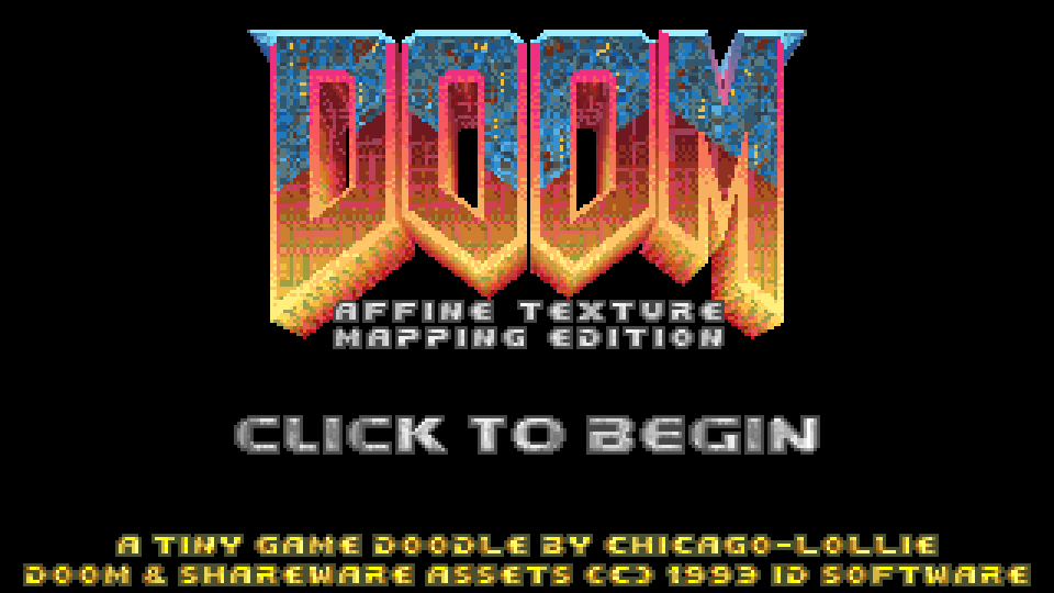 DOOM - Affine Edition