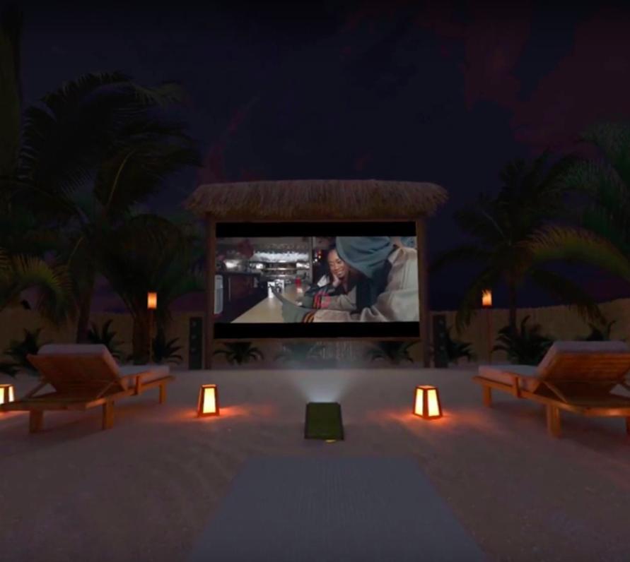 VR Cinema (Oculus Go)