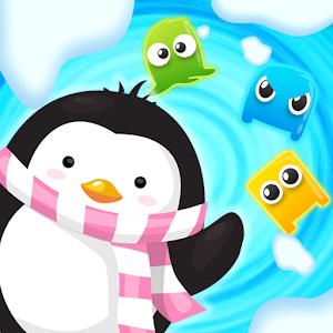 Snow Puffs: Frozen Gather