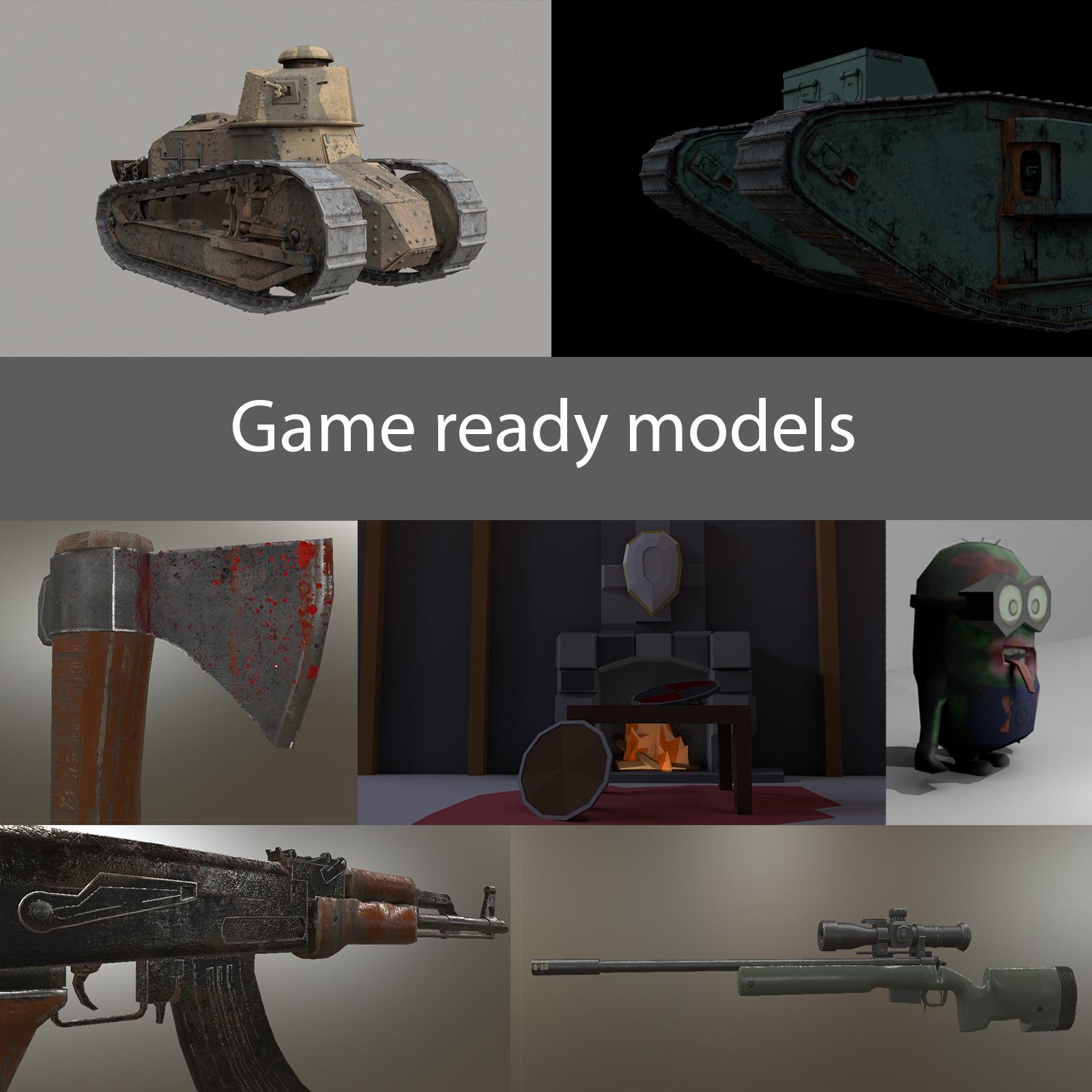 Recent modeling work