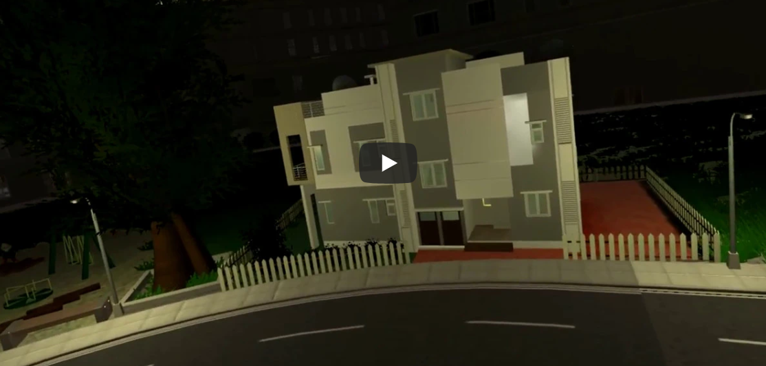 VR City map