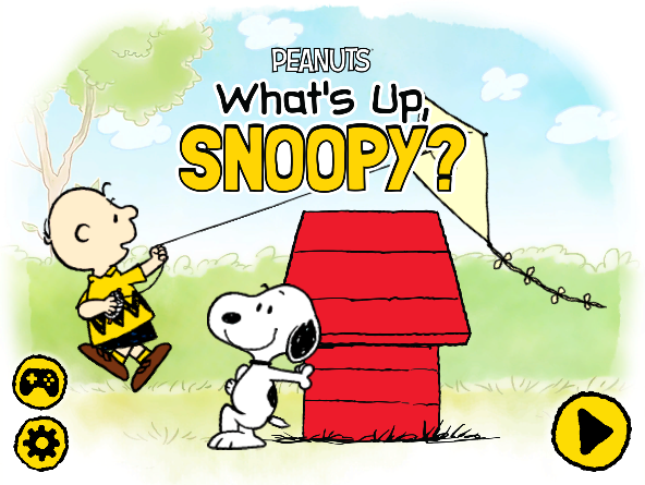 What's Up, Snoopy?
