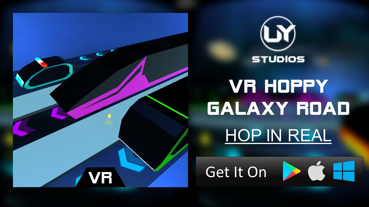 VR HOPPY GALAXY ROAD