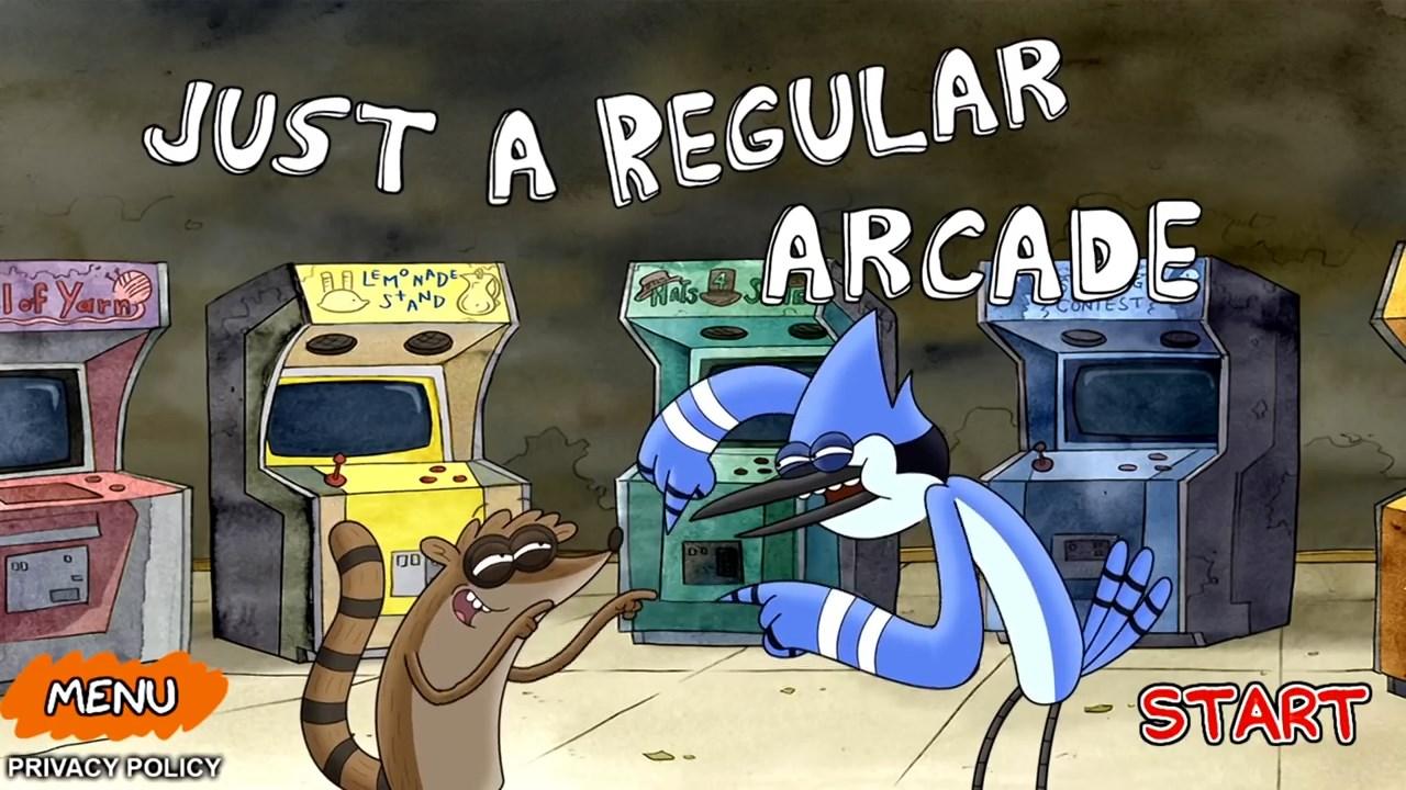 Just A Regular Arcade