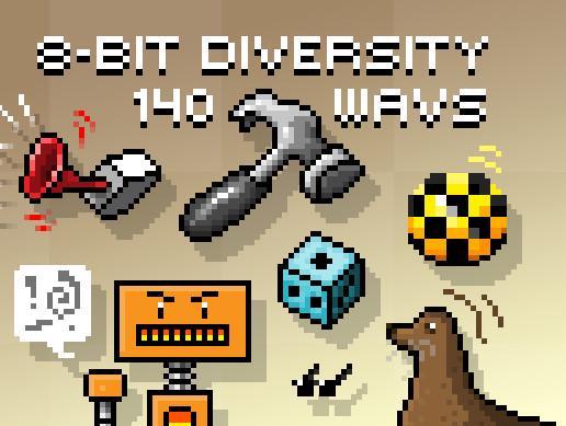 8-BIT Diversity Collection