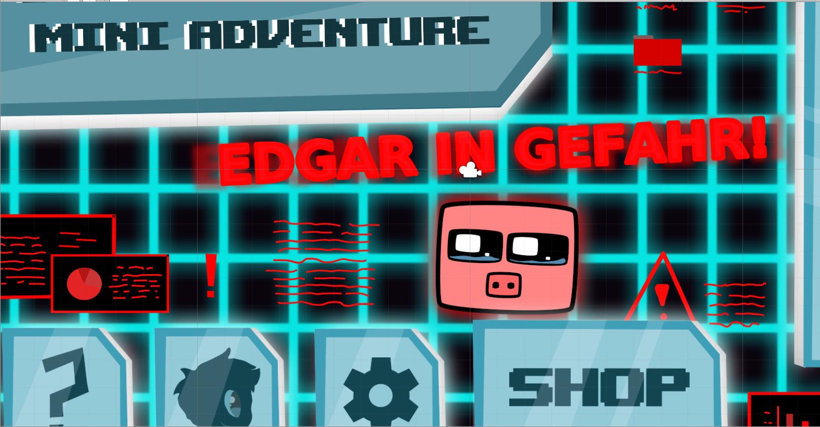 Rettet Edgar Mobile App