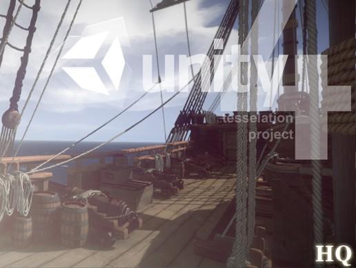 Sailing Ship Project