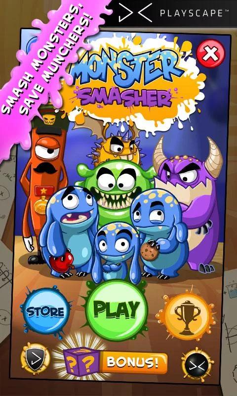 Monster Smasher