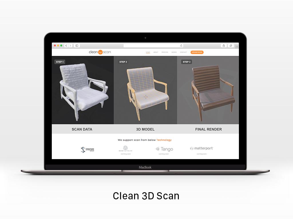 clean3dscan