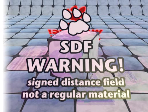 SDF Toolkit