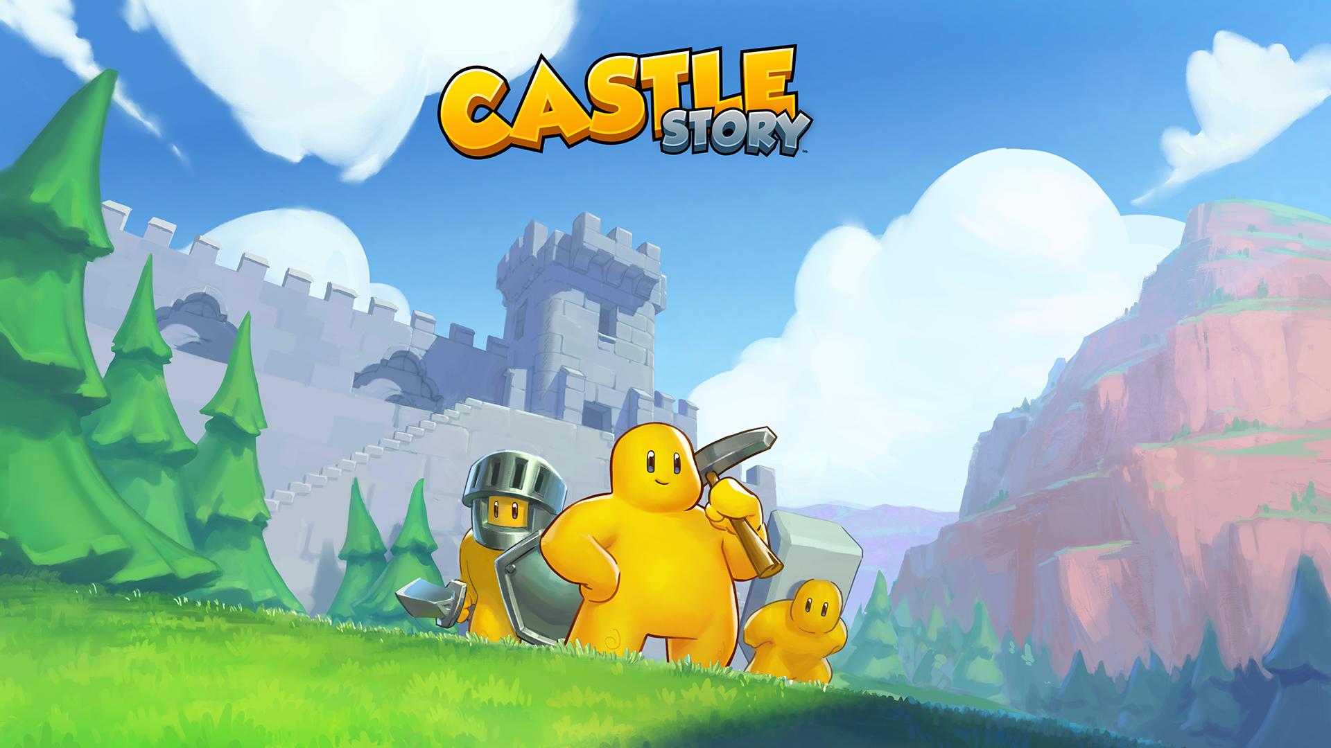 Castle Story Marketing Art