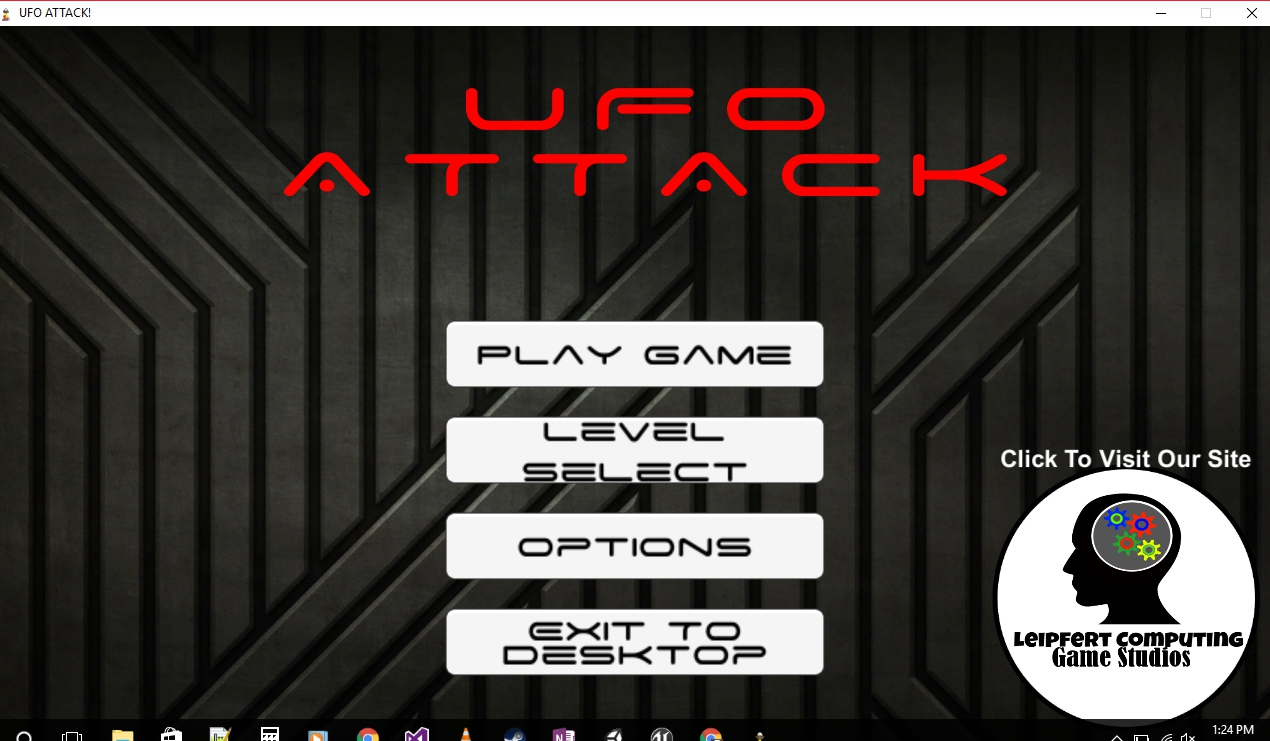 UFO ATTACK!