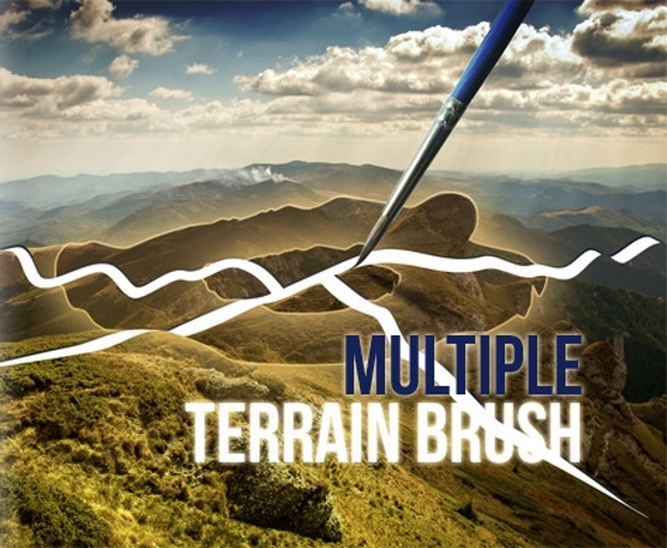 Multiple Terrain Brush