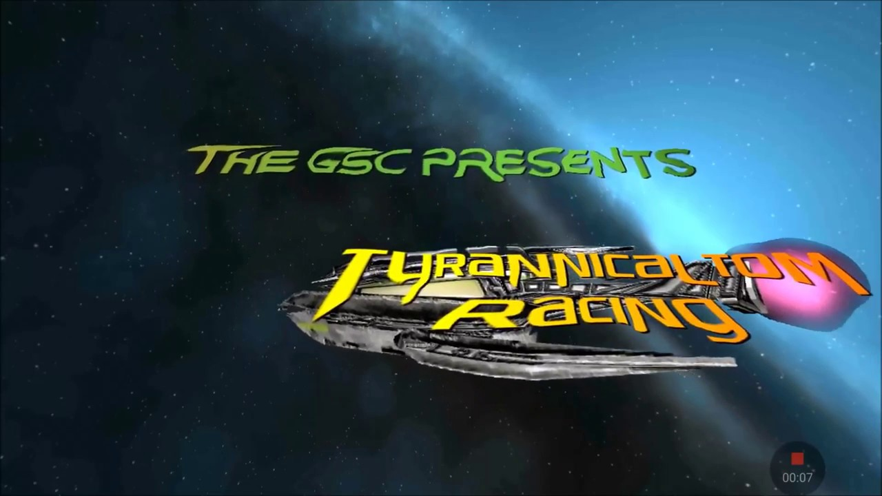 Tyrannical Tom: Racing