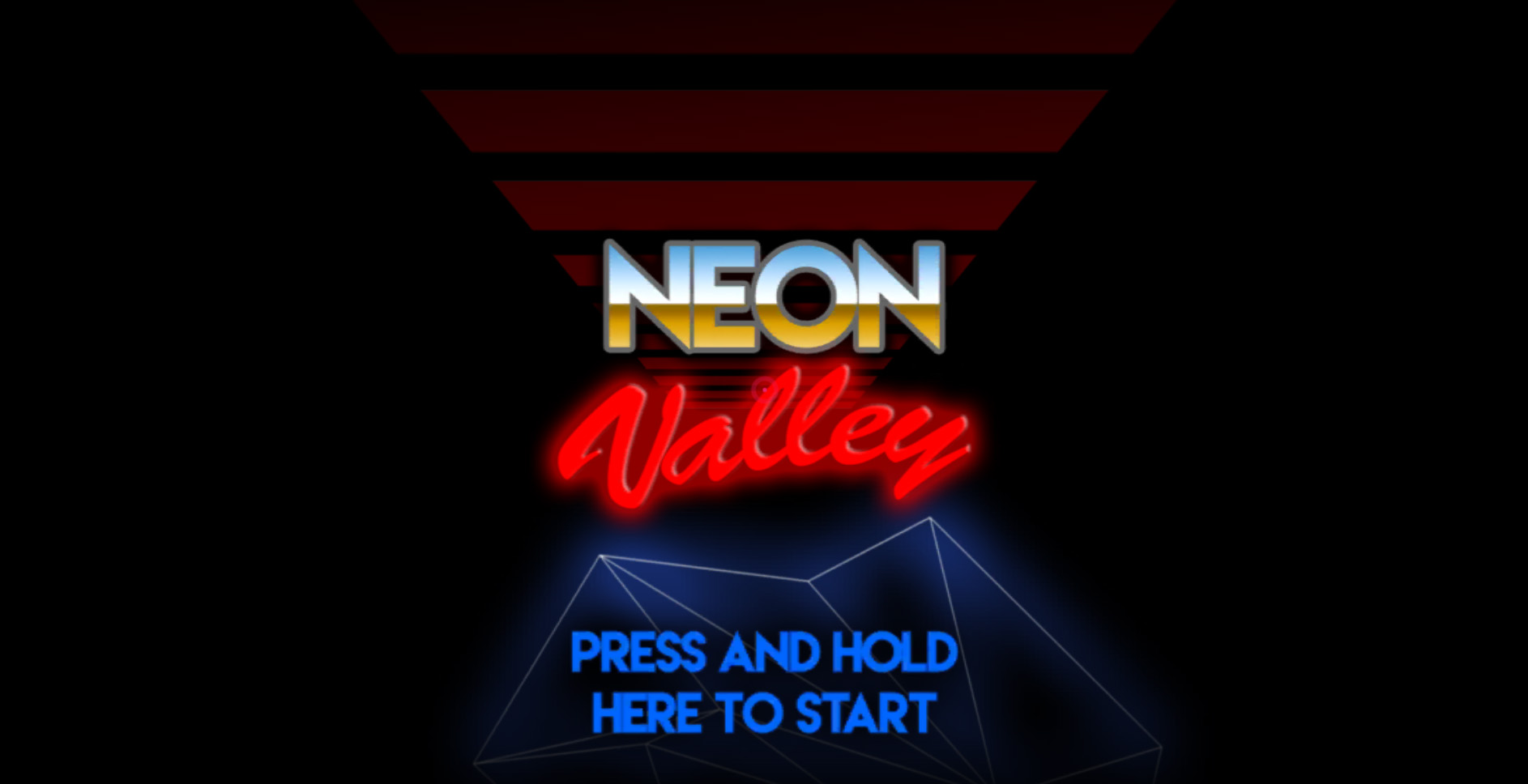 Neon Valley VR Demo