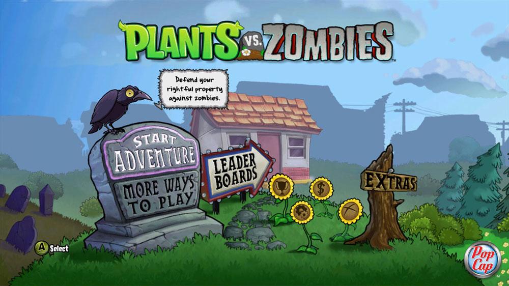 Plants vs Zomies