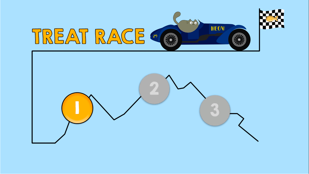 Treat Race (Juego de plataformas)
