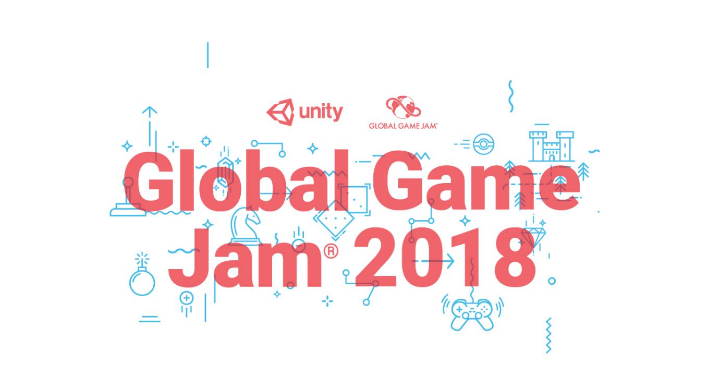 视频大放送 | Unity @ Global Game Jam 2018