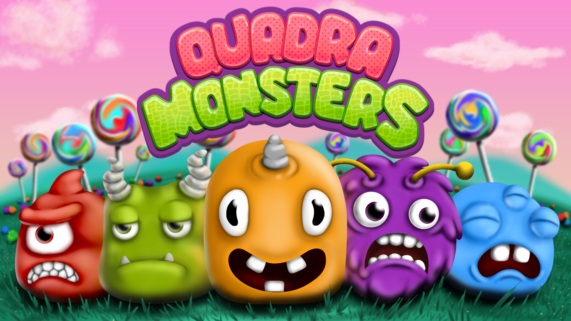 Quadra Monsters