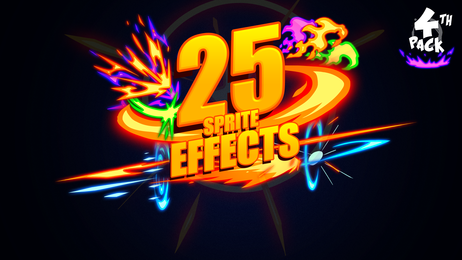 25 sprite effects