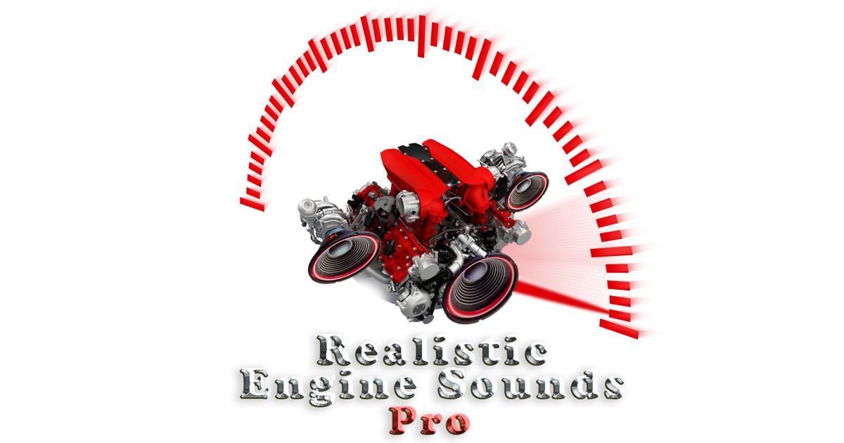 Realistic Engine Sounds - Pro