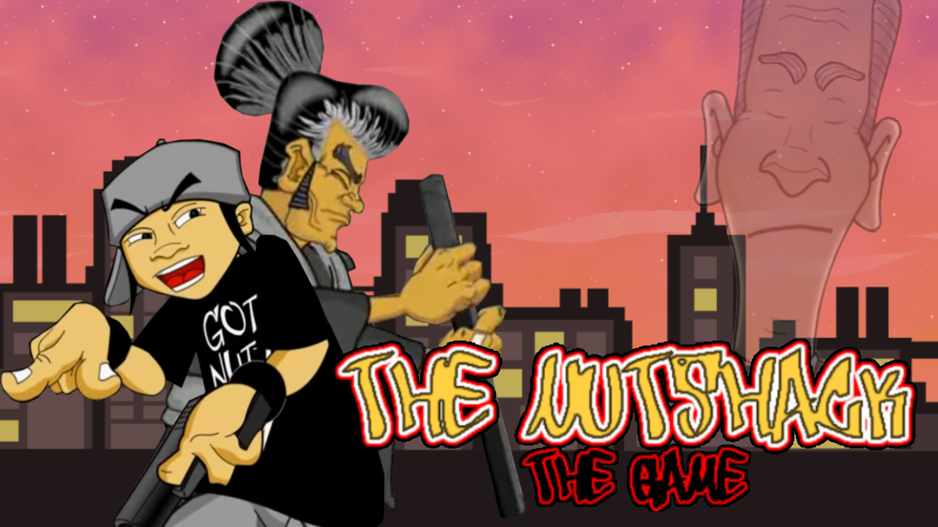 The Nutshack: The Game