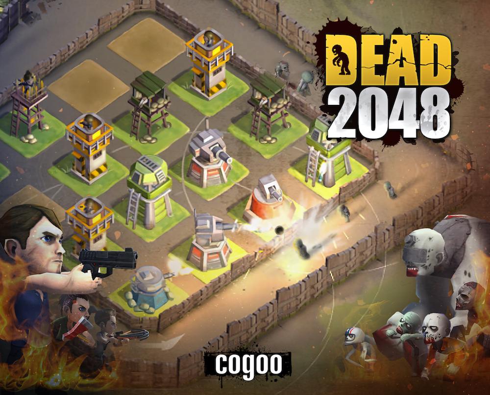 [MWU Korea '18] DEAD 2048 / 코구