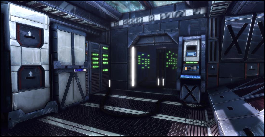 SciFi Base