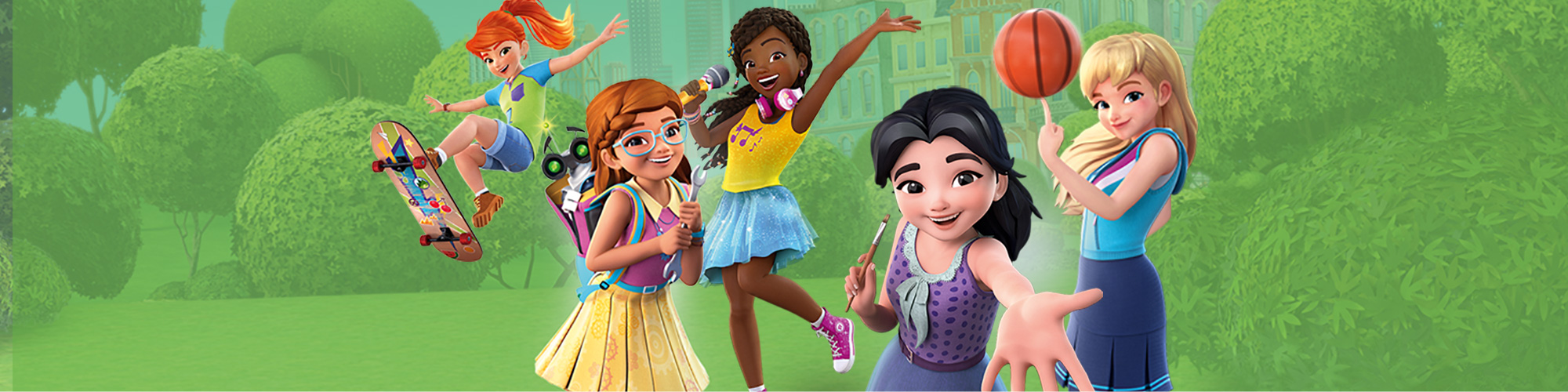 Lego Friends Heartlake Rush Unity Connect