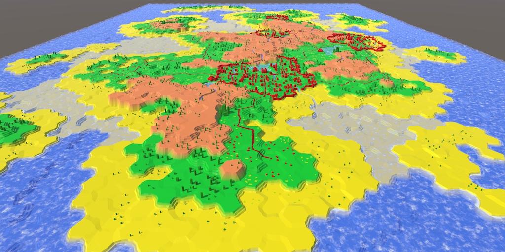 Hex Map Tutorials - Unity Connect
