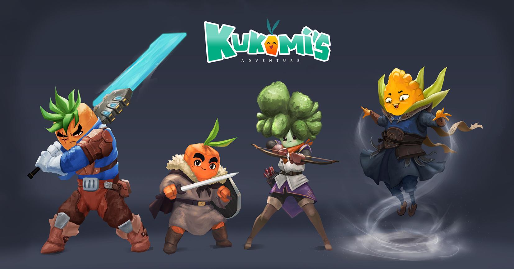 Kukomi's Adventure