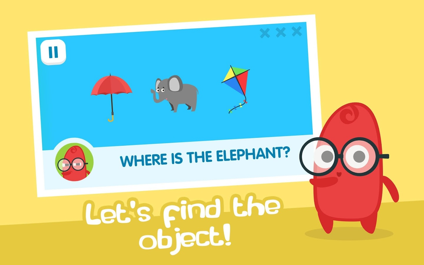 Where's the object?