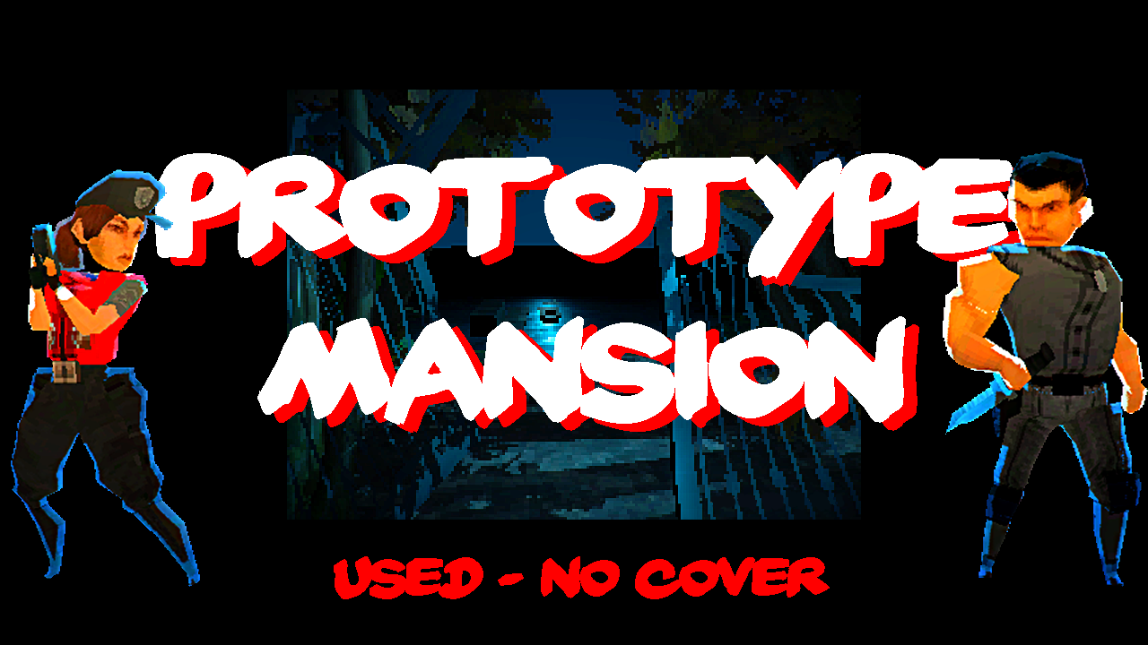 Prototype Mansion - Used No Cover