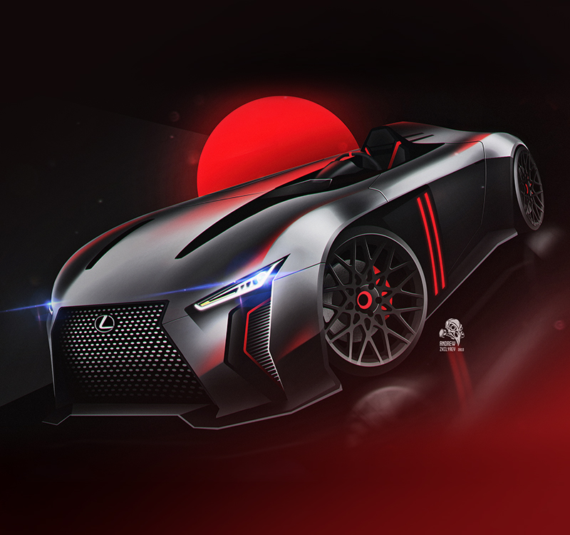 Lexus Vision GT