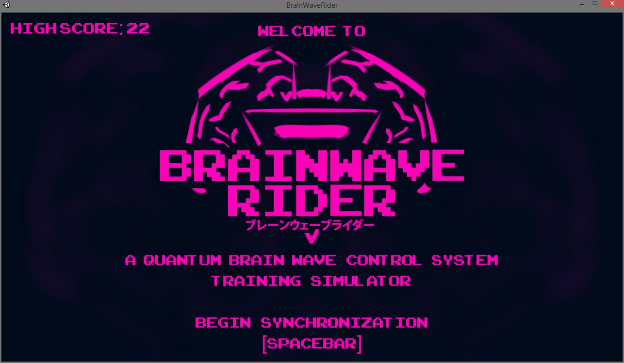 BrainWaveRider
