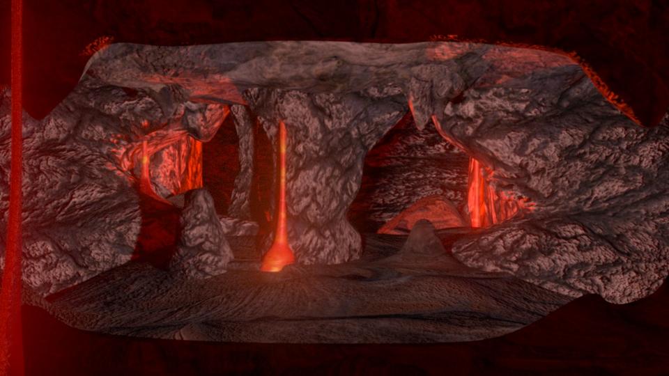 Lava Chamber