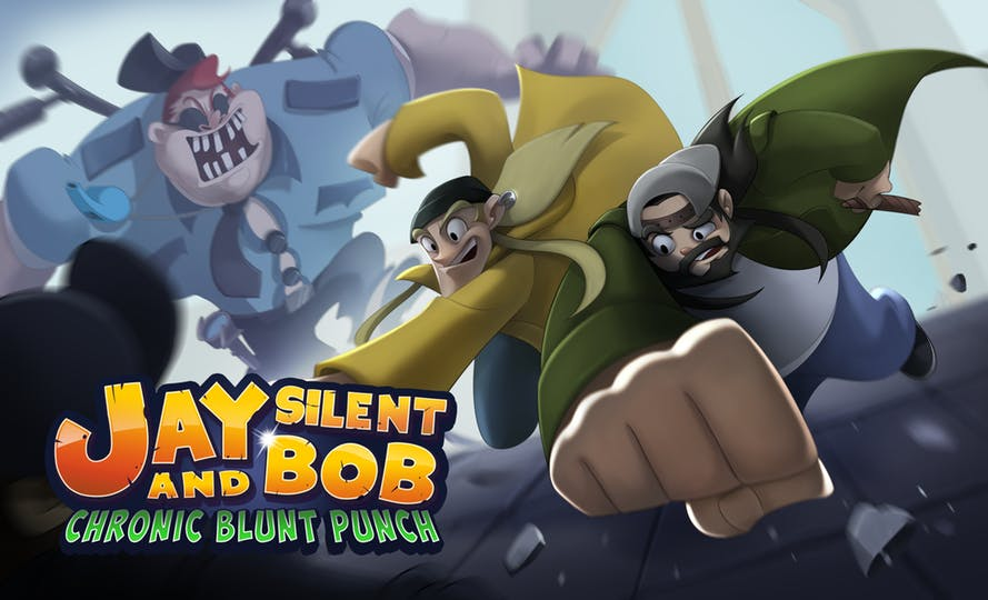 Jay & Silent Bob: Chronic Blunt Punch (Interabang Entertainment) - Lead Engineer