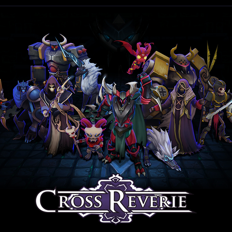 Cross Reverie - Dark Dungeon Monster Set