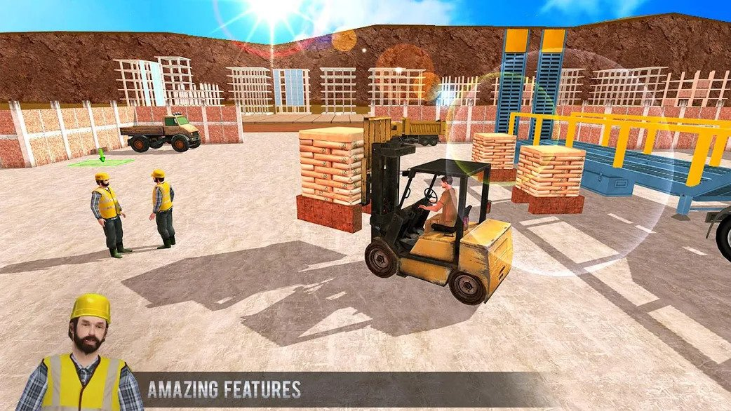 Construction Simulator 18: Mega City Construction