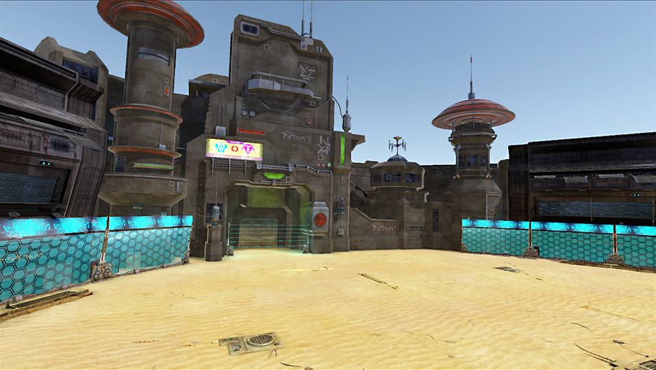 Sci-Fi Arena