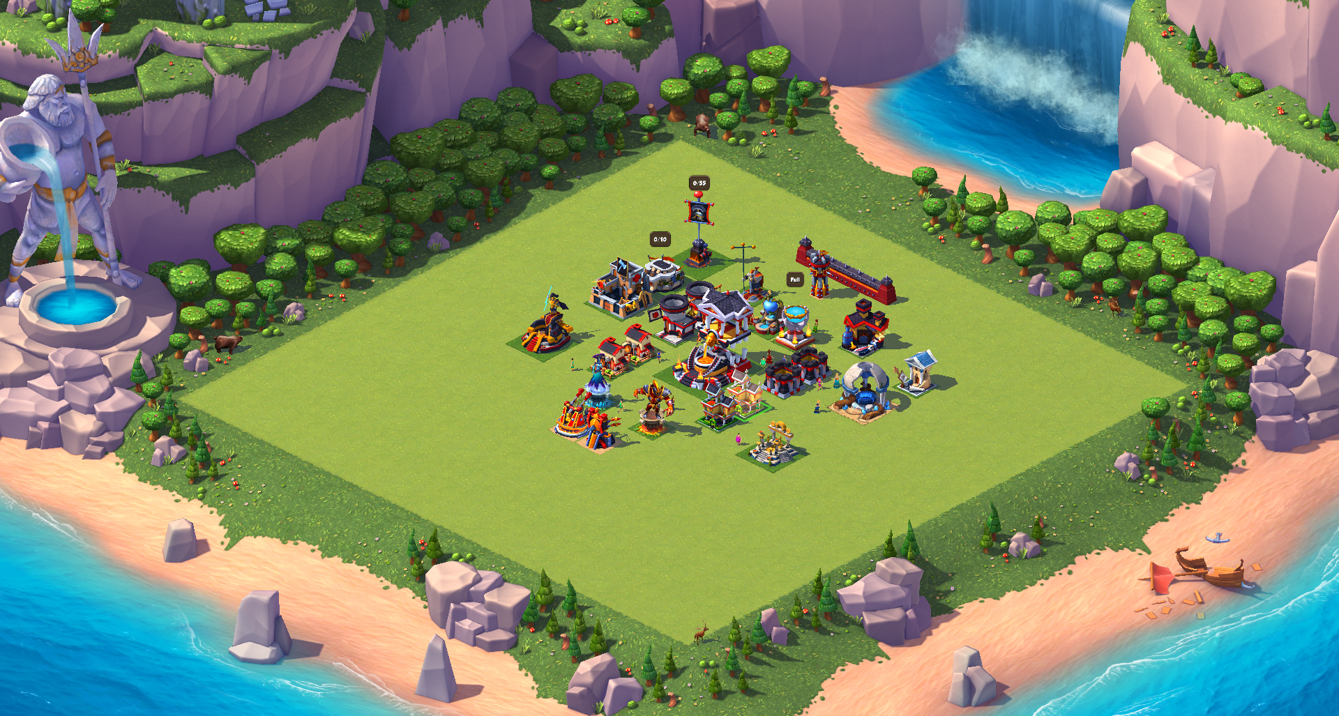 Total Conquest - Online combat and strategy game