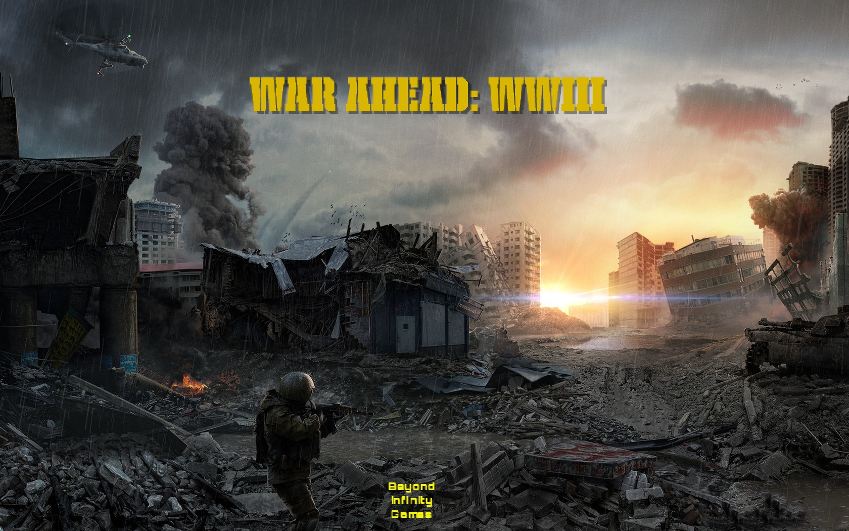 War Ahead: WW III