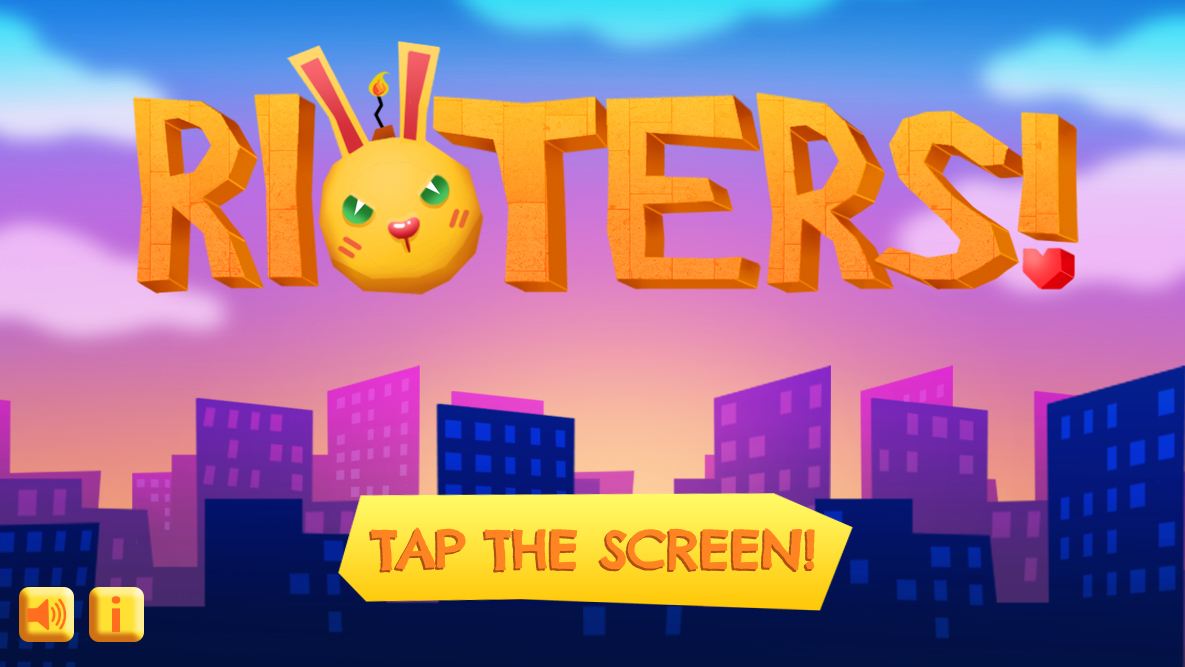 Rioters - mobile game